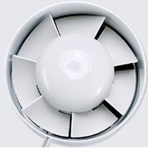 Plastic Duct Fan 4 6 8